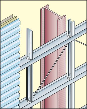 Metal Building Wall Sheeting